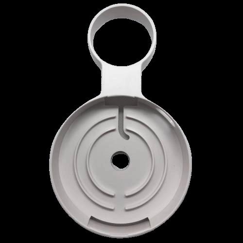 Google Home Mini wandhouder voorkant -Domotiq
