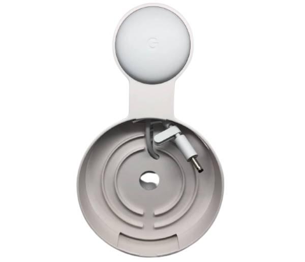 Google Home Mini houder ophangen - stap 5 van de 8 - Domotiq
