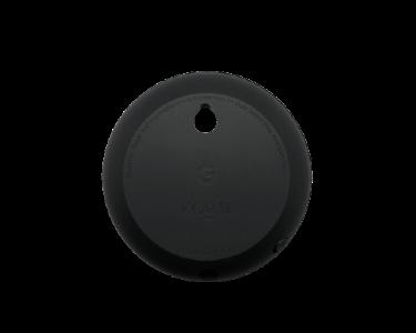 Google nest mini reset stap 2 achterkant