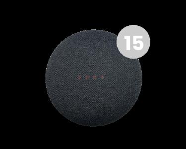Google nest mini reset stap 7 15 seconden wachten