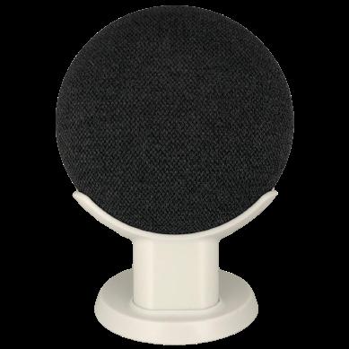 Google Nest Mini standaard voorkant Domotiq